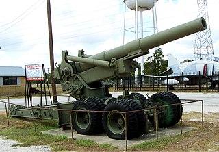 M115 howitzer Howitzer