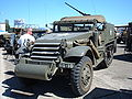 M3 halftrack front Wings Over Wine Contry 2007.JPG