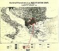 MACEDONIAN SLAVS - Map the dark space in the middle - RacesofEasternEurope-1918-50.JPG