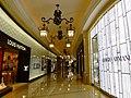 MC 澳門 Macau 路氹城 Cotai 四季名店 Shoppes at Four Seasons mall interior shop LV n GIORGIO Amani corridor Nov 2016 DSC.jpg