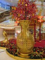 MC JW Marriott 澳門銀河 Galaxy Macau mall The Promenade Chinese New Year Lunar decor Jan 2017 IX1 003.jpg