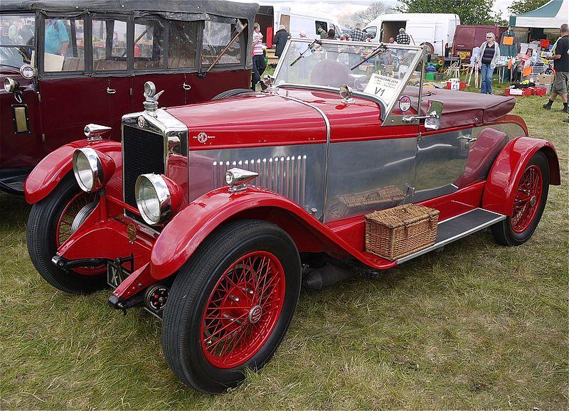 File:MG Sports 14-40 1V 1928 - Flickr - mick - Lumix.jpg
