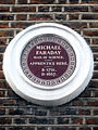 MICHAEL FARADAY MAN OF SCIENCE. APPRENTICE HERE. B.1791D.1867.jpg