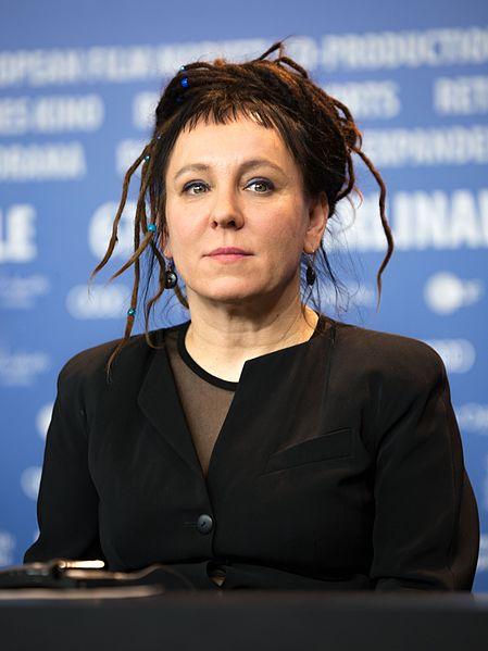Fájl:MJK32708 Olga Tokarczuk (Pokot, Berlinale 2017).jpg