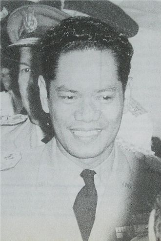 Mohammad Jusuf - Jusuf in 1975