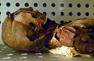 Museo de la Naturaleza y el Hombre - Guanche mummy
