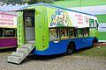 MSE Bus - Birla Industrial and Technological Museum - Kolkata - MSE Golden Jubilee Celebration - Science City - Kolkata 2015-11-17 4738.JPG
