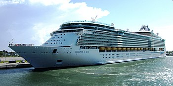 MS Freedom of the Seas, Port Canaveral, Florida.jpg