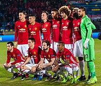 «Манчестер Юнайтед» перед матчем Лиги Европы УЕФА против «Ростова»