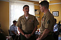 MWSS-271 Marine awarded Service Person of the Quarter 140905-M-SR938-014.jpg