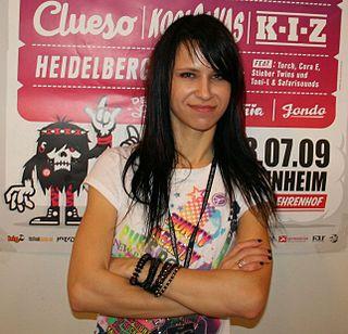 Marya Roxx Estonian singer