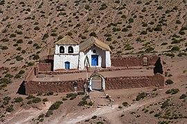 Machuca iglesia