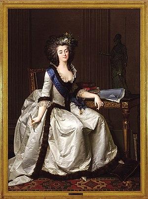 Ackland Art Museum - Image: Madame de Villeneuve Flayosc