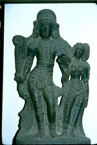 Rukmini - Image: Madras Mus