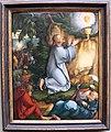 Maestro di messkirch, cristo nell'orto, 1520-50 ca. 01.JPG