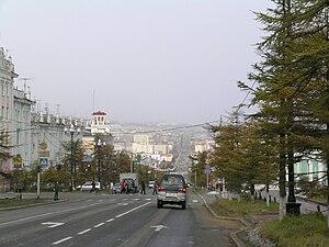 Magadan Oblast - Magadan