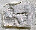 Magdalensberg Wutschein Filialkirche hl. Andreas Grabbaurelief 25102011 8429.jpg