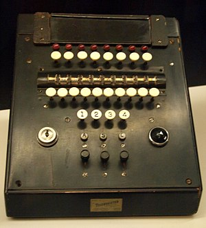 Reservisor - The 1952 Magnetronic Reservisor on display at the American Airlines C.R. Smith Museum