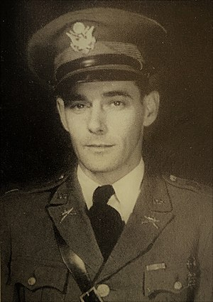 Suwannee Rifles - Captain Mahone Rees, Jr. circa 1939 mobilized Company E for WWII.