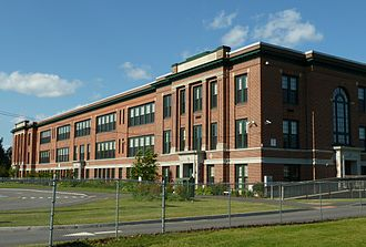 South Portland, Maine - Mahoney Middle School.