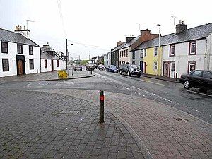 Main Street, Crocketford - geograph.org.uk - 1324704.jpg
