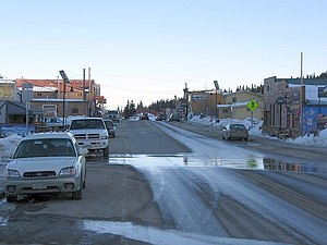 Alma, Colorado - Main Street