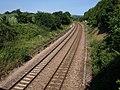 Main line, Hackney Lane - geograph.org.uk - 1372307.jpg