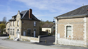 Alincourt - The Town Hall
