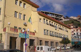 Aïn El Hammam Commune and town in Tizi Ouzou Province, Algeria