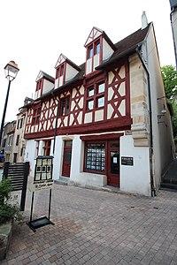 Maison 40 Grande-Rue à Montluçon en juillet 2014 - 1.jpg