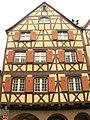 Maison Gintzburger (15 place de la Cathédrale, Colmar).JPG
