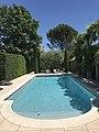 Maison Pic, Valence, piscine.JPG
