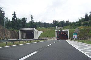 Mala Kapela Tunnel