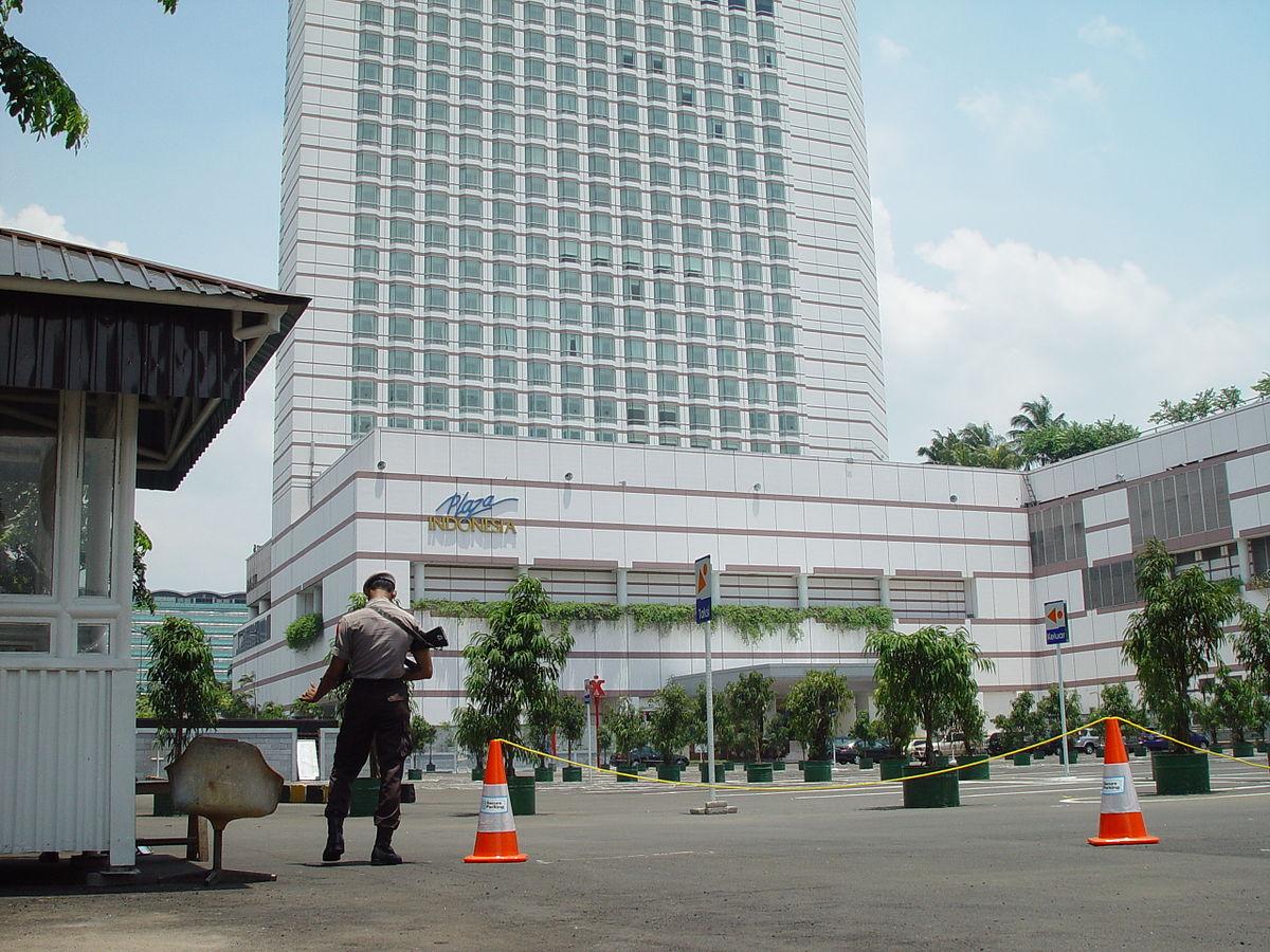 Plaza Indonesia Wikipedia