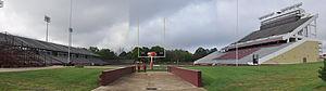 Malone Stadium - Image: Malone Stadium panorama