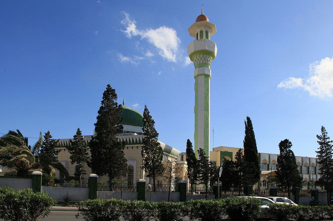 Masjid Mariam Al-Batool di Paola, Malta