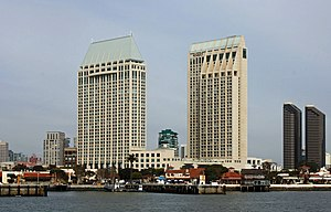 Manchester Grand Hyatt Hotel - Manchester Grand Hyatt San Diego