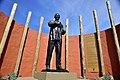 Mandela Statue, Quru, Eastern Cape, South Africa (20511374295).jpg