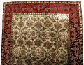 Manifattura armena, tappeto kum kapi, istanbul o parigi, 1890-1920 ca. 02.jpg