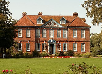 Grade II* listed buildings in Mid Suffolk - Image: Manor House, Bacton, Suffolk geograph.org.uk 235169