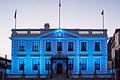Mansion House Blue Light.jpg