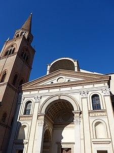 Ombrelloni Da Giardino Mantova.Basilica Di Sant Andrea Mantova Wikipedia