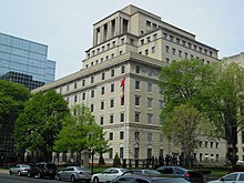 Manulife Headquarters in Toronto Canada
