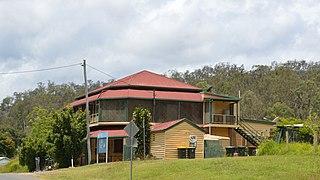 Many Peaks, Queensland Town in Queensland, Australia