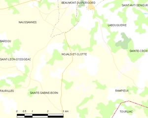 Map commune FR insee code 24310.png