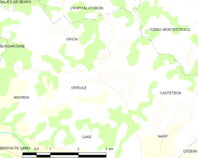 Map commune FR insee code 64428.png