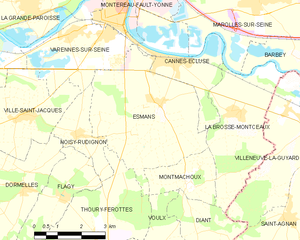 Map commune FR insee code 77172.png