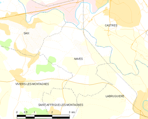 Map commune FR insee code 81195.png