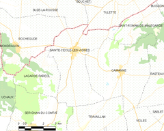 Map commune FR insee code 84106.png