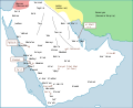 Map of Arabia 600 AD.svg